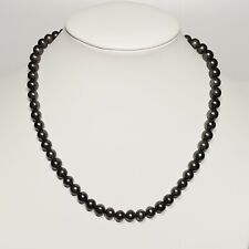 """9mm AAA Black Pearl Necklace 18"""" Freshwater Pearl Necklace Pendant"""