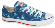 Converse CT All Star Flower Deco Ox Low Unisex Trainers Canvas 1X781 D77