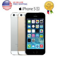 Grade A+ Factory Unlocked Apple iPhone 5S - 16GB 32GB iOS Smartphone GSM A1533