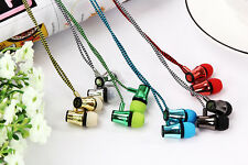 3.5mm In-ear Earphone Supreme Sound Stereo Headset Earbuds Headphone With Mic