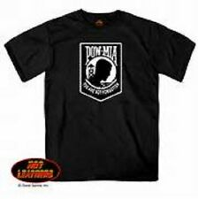 POW MIA You Are Not Forgotten T Shirt Short Sleeve Black