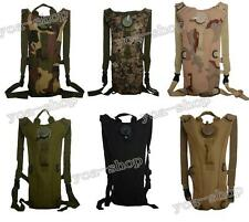 3L Water Bladder Bag Hydration Backpack Camelbak Pack Hiking Camping SS