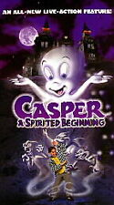 New Casper, A Spirited Beginning VHS