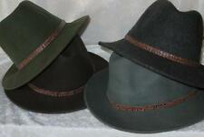 Dorfman Pacific Co DPC Crushable Wool Felt Hat