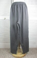 Annex Flax Linen Pant in 22 Colors S M L XL by Blue Fish Red Moon