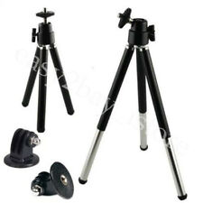 Mini Tripod Stand Holder Mount + Screw Adapter For Camera Gopro HD Hero Xiaomi