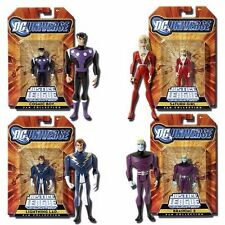 DC Universe Justice League Unlimited Legion of Super Heroes 4 Pack JLU N6449