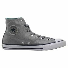 Converse Chuck Taylor All Star Hi Wolf Grey Midnight Navy Youth Canvas Trainers