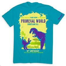 Disneyland Primeval World 50th Anniversary Tee Limited Edition, NEW