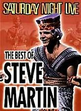 Saturday Night Live: The Best of Steve Martin + (DVD) BRAND NEW IN SHRINKWRAP!