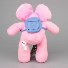 set of 4pcs PRECHOOL POCOYO & Friends Loula Elly Pato Stuffed Plush dolls New