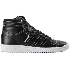 adidas Top Ten HI Men Originals Sneakers High Shoes leather black new forum