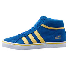 Adidas Americana Vin Mid Blue Men's Shoes Sneakers Skate Leather NEW G98106