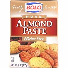 Solo Almond Paste - 8 oz - 1 each (Pack of 3)