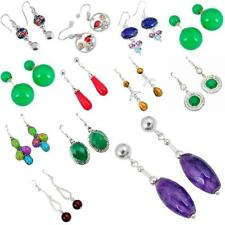 Factory direct  925 sterling silver dangle earrings jewelry by jewelexi 4984B