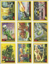2017 Topps Mars Attacks The Revenge! Yellow Parallel Card Serial #ed / 199 PICK
