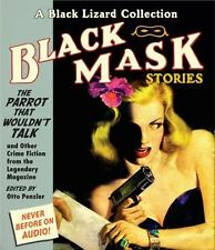 Black Mask 4: Parrot That Wouldn't Talk + Other Crime Stories (Audiobook, 2011)