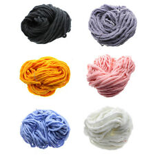 260g Soft Roving Bulky Chunky Super Thick Spinning Hand Knitting Ply Yarn 35m