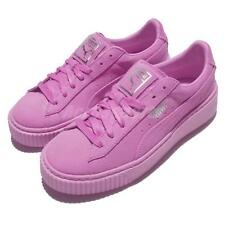 Puma Basket Platform Reset Wns Prism Pink Women Casual Shoes Sneakers 363313-02