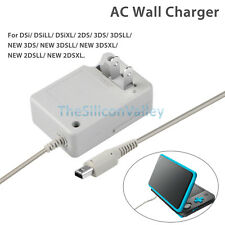 Travel Home AC Adapter Wall Charger for Nintendo DSi/DSiLL/3DS/NEW 3DS/NEW 3DSLL