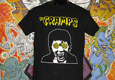 """The Cramps """"Human Fly"""" Shirt Lux Interior Poison Ivy Punk Rockabilly"""