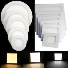 Dimmable LED Recessed Ceiling Panel Downlight 6W 9W 15W 18W 21W 27W Lamp Epistar