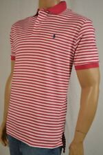 Polo Ralph Lauren Red White Shirt Classic Fit Interlock NWT