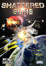 Shattered Suns (PC DVD, 2008)