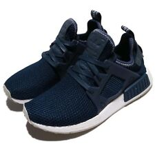 adidas Originals NMD_XR1 W Boost Trace Blue Navy Women Running Shoes BY9819