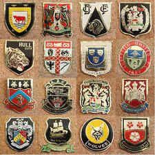 ESSO 1970s foil football badge NO FIXINGS - Various