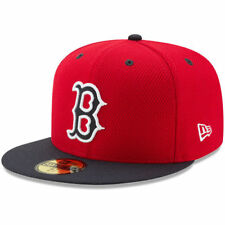 New Era Boston Red Sox Youth Red Diamond Era 59FIFTY Fitted Hat - MLB