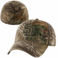 '47 Brand San Diego Padres Franchise Fitted Hat - Realtree Camo - MLB
