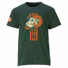 Colorado State Rams Green Old Aggie T-Shirt - College