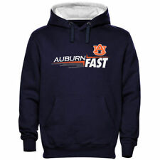 Auburn Tigers Navy Blue The Fast Pullover Hoodie - College