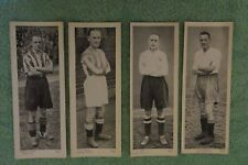 1930's Topical Times Panel Card Football Portraits - Please select from list