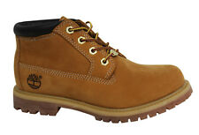 Timberland AF Nellie Chukka Waterproof Womens Boots Wheat Leather 23399 D53