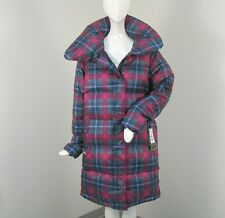 NEW! NWT! $258 Burton Mecca Trench Down Jacket!   Warm 550 Fill Down Long Trench