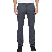 Volcom Frickin Modern Stretch Mens Pants Chino - Charcoal All Sizes