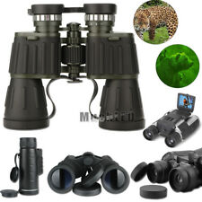 Day&Night Vision Optical Monoculars/Binoculars Hunting Camping Hiking Telescopes
