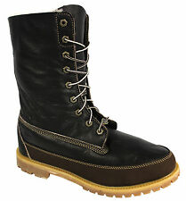 Timberland Earthkeepers EK 8 Inch Fold Down Shearling Boots Unisex 3708R D41