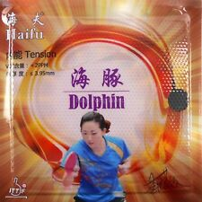 HaiFu Dolphin Short Pips out Table Tennis Rubber Sponge NO Factory Tuned