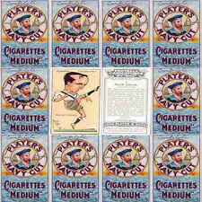 PLAYERS Football Cigarette Card 1927 MAC Player Caricature -Various