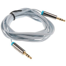 3.5mm Auxiliary Aux Male to Male Stereo Audio Cord for PC Car MP3