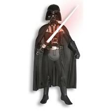 Boys Disney Fancy Dress Star Wars Darth Vader Costume - Deluxe Version with mask