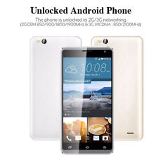 5.5'' Unlocked Smartphone 4 Core AT&T T-Mobile 3G Dual SIM Android Cell Phone US