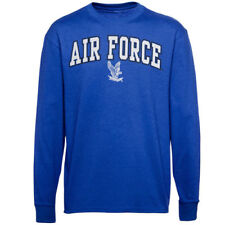 Air Force Falcons Youth Royal Blue Midsize Long Sleeve T-Shirt - College