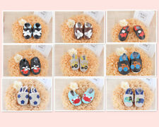 Leather Infant Baby Shoes Prewalker Girl Soft Sole Crib Kids Boy Boots Toddler