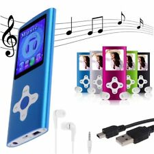MP3 MP4 Player 32GB 1.8'' LCD Screen Portable FM Radio,Video,Games&Movie Walkman