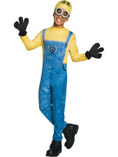 Child's Boys Despicable Me 3 Gru Minion Dave Costume