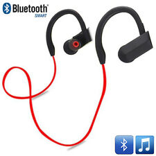 Wireless Bluetooth Sports Stereo Headset Headphone Earphone Earbuds For Phone